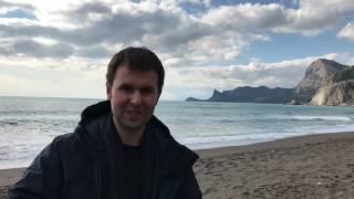 Красота чёрного моря зимой. Крым зимой. Погода в ноябре в Крыму(, 2016-11-05T16:48:13.000Z)
