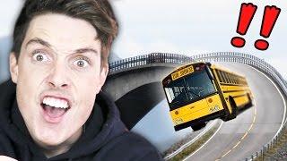 HOW A BRIDGE KILLED A BUS! (Poly Bridge)