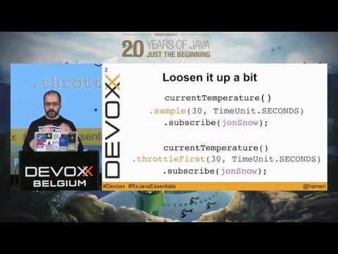 Android reactive programming with RxJava by Ivan Morgillo