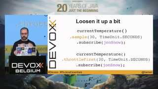 Android reactive programming with RxJava by Ivan Morgillo