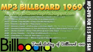 mp3 BILLBOARD 1969 TOP Hits mp3 BILLBOARD 1969