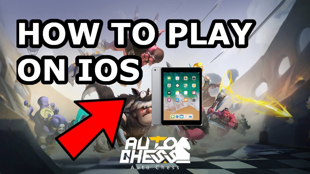 ⭐ iOS AUTO CHESS MOBILE ORIGIN HOW TO DOWNLOAD AND PLAY ON THE IPHONE IPAD  MAC GUIDE