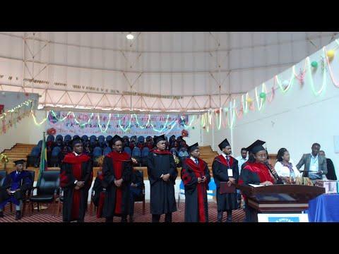 Jimma University 2nd Round Graduation 2011 EC
