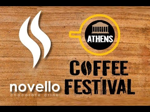 Athens Coffee Festival 2017