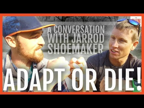 Adapt or Die | Training Lessons from Pro Triathlete & Olympian Jarrod Shoemaker | Interview Ep5