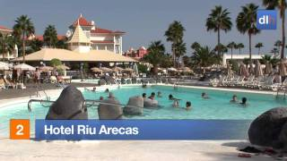 Top 5 Luxury Hotels in Costa Adeje, Tenerife – Directline Holidays Videos