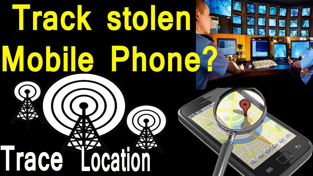 how to find stolen mobile location with imei number