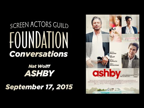 Conversations with Nat Wolff of ASHBY