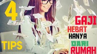 Cara Dapat Duit Lumayan Hanya Dari Rumah / How To Make Passive Income Only From House