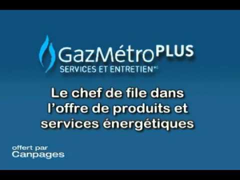 Gaz Métro Plus - (450)641-7587