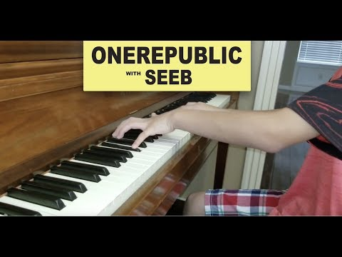 One Republic with Seeb - Rich Love Piano Cover