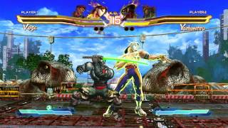 Street Fighter X Tekken - 1vs1 PC Gameplay [Full HD]