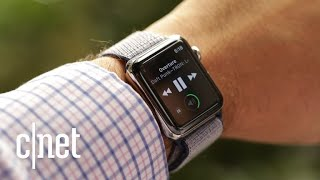 Your Apple Watch can now stream music