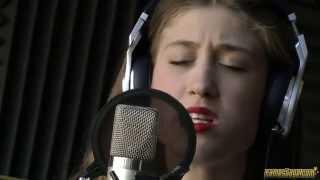 LIVZI  sings  AT LAST (etta james )