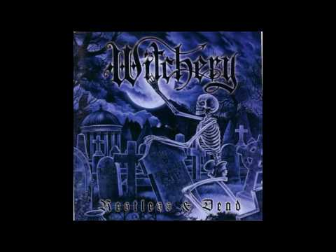 WITCHERY  RESTLESS & DEAD  FULL ALBUM 1998