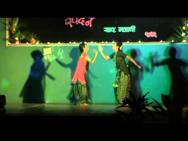 caet dapoli-lovely duet dance  on barso re megha Travel Video