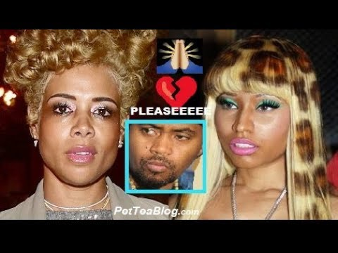 Kelis BEGS Nicki Minaj to take NAS back after throwing SHADE ☕😎
