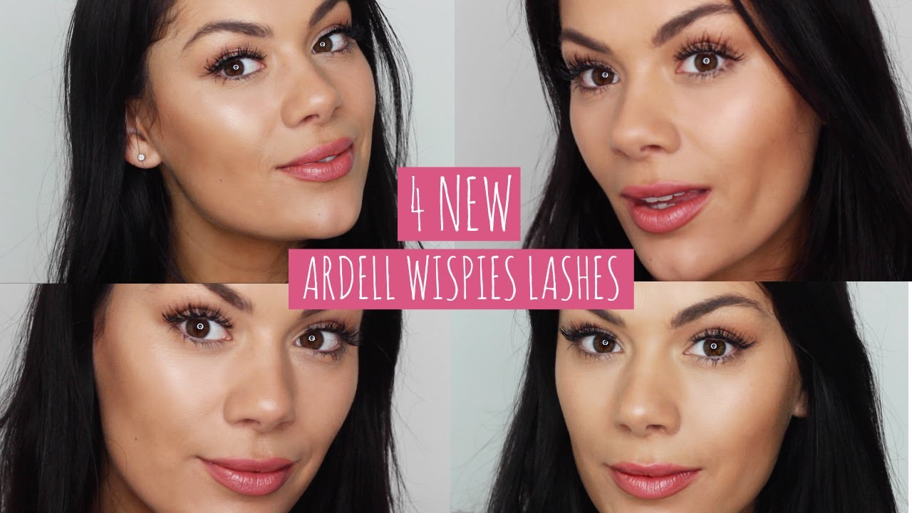 d4e2efb53d0 NEW ARDELL WISPIES LASHES - FOUR NEW STYLES | Beauty's Big Sister ...