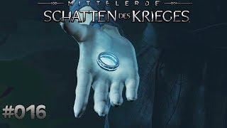 Mittelerde: Schatten des Krieges #016 - Mein Ring! - Let's Play Mittelerde Deutsch / German