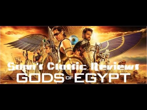 Sam's Classic Reviews: Gods Of Egypt