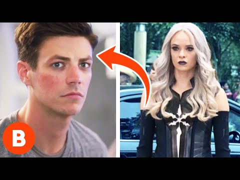 The Flash Season 6 New Suits And Character Changes