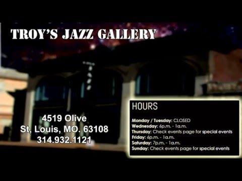 Troy's Jazz Gallery   Stl Jet Set
