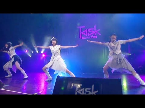 Task have Fun LIVE DVD&Blu-ray at Stellar Ball PR映像