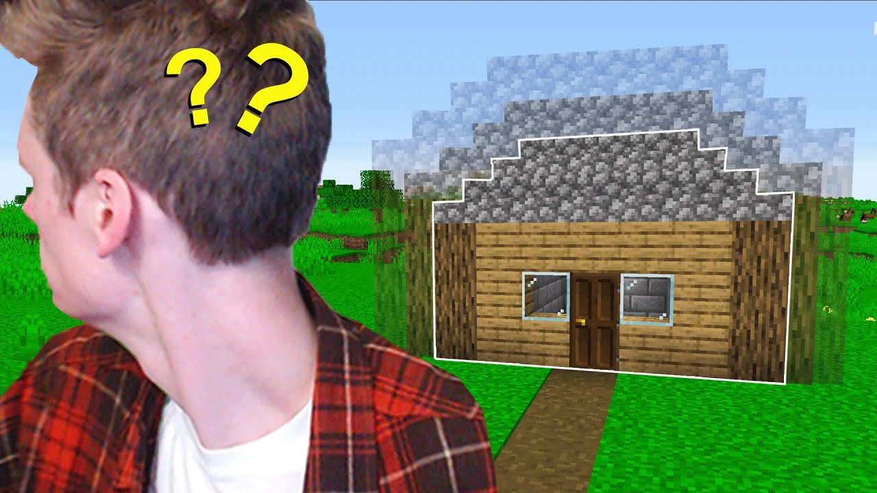 Every Time My Friend Looks Away.. I Shrink his House