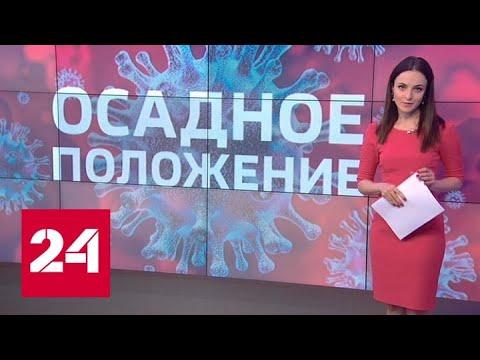 Звериный оскал коронавируса: страны ищут способы усмирить кровожадное чудище - Россия 24