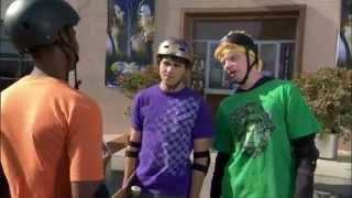 Зик и Лютер - Супер-скейтер - Сезон 2 Серия 43