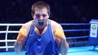 Волгоградский боксёр Максим Бабанин чемпион России по боксу