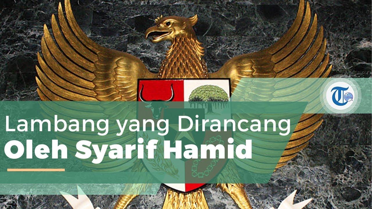 Garuda Pancasila Lambang Negara Indonesia Tribun Video