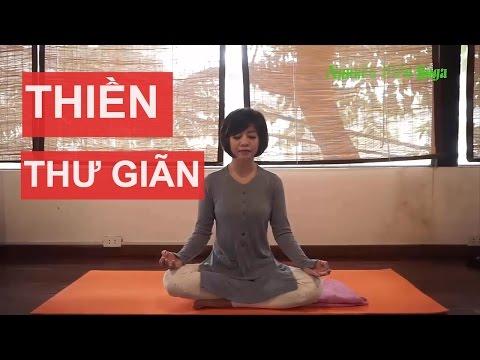 Yoga tại nhà - Thiền chữa bệnh, xóa tan stress cùng Nguyễn Hiếu Yoga
