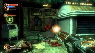 Bioshock 2 Part 27 - Don't let'em get me, daddy.