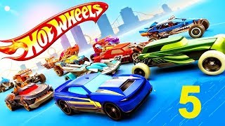 Hot Wheels: Race Off - Daily Race Off Random Levels Supercharged #5 | Android Gameplay| Droidnation