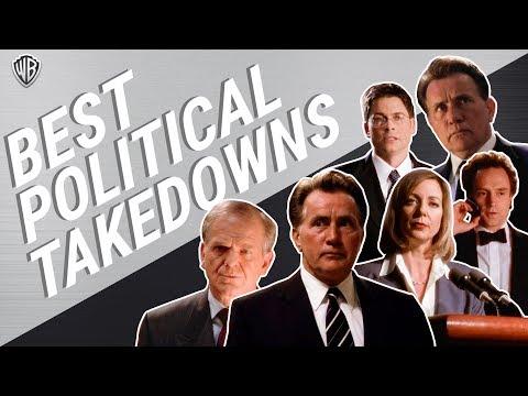 BEST Political Takedowns! | West Wing  | Warner Bros. UK