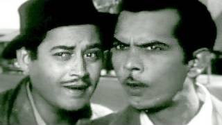 Ae Ji Dil Par Hua Aisa Jadoo - Mohd Rafi, Guru Dutt, Johny Walker, Mr. and Mrs. 55 Song