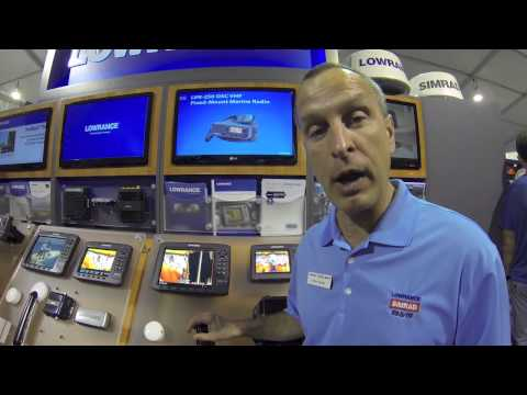 Lowrance SonarHub at the Fort Lauderdale International Boat Show