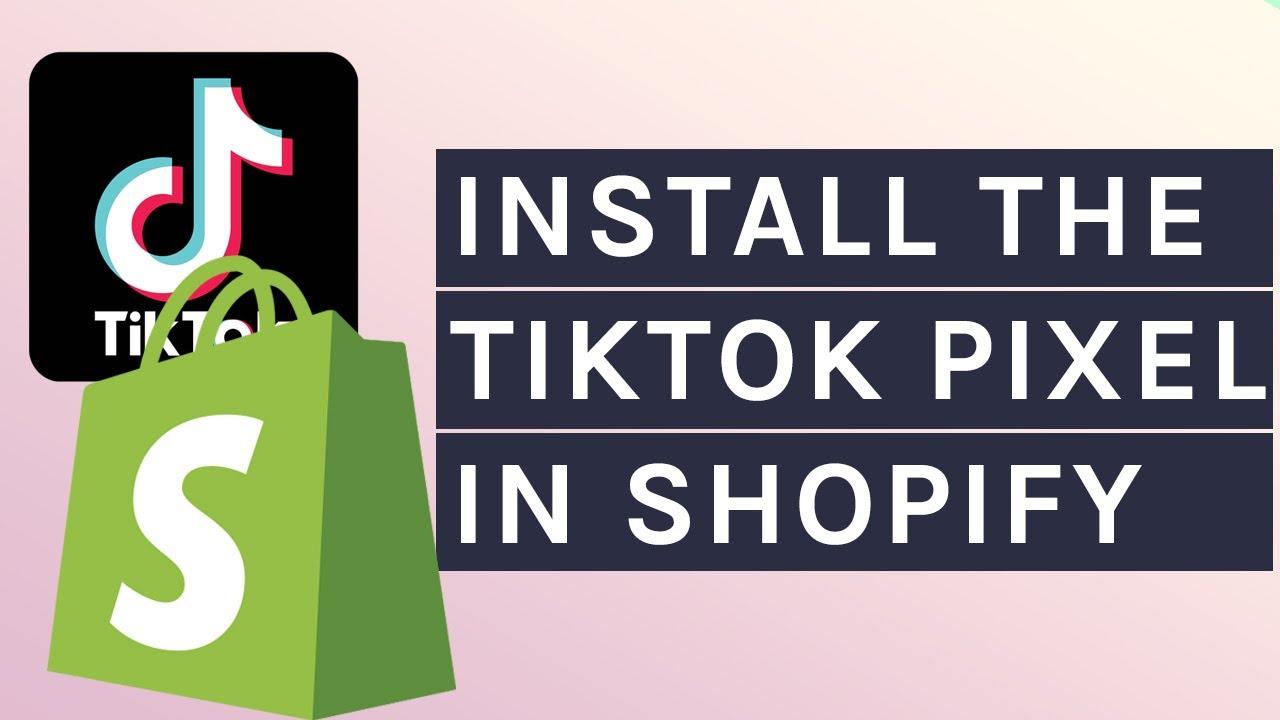 With a new Shopify partnership, DTC brands are bullish on ...  |Tiktok X Shopify
