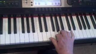 Video Piano scales - Oriental sounding scales on the piano download MP3, 3GP, MP4, WEBM, AVI, FLV Agustus 2018