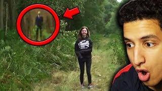 Do NOT Play HIDE & SEEK in SLENDERMAN'S FOREST... (New Slenderman Sighting 2019)