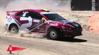 Rally Rosselot Team - Asistencia MotorShow RallyMobil 2013