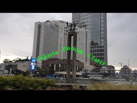 Travel vlog Jakarta-Puncak-Ciater+Suasana Tahun Baru Di Puncak (Last) #travlog3