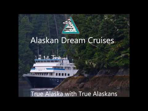 Small Ship Cruising in Alaska – There is a difference! Alaskan Dream Cruises is True Alaska with Tru