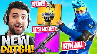 EVERYTHING Epic DIDN'T Want You To Know In The NEW PATCH! (Fortnite Battle Royale)