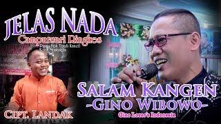 SALAM KANGEN GINO WIBOWO Campursari JELAS NADA PAMULANG