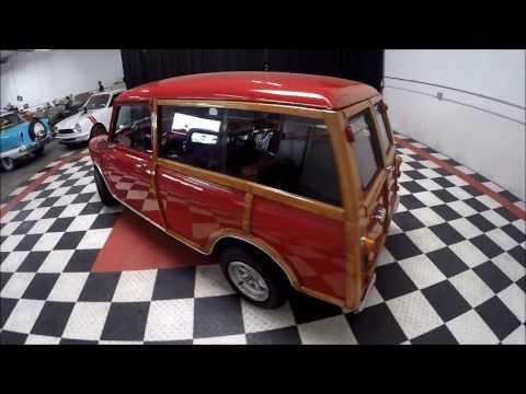 1966 Austin Mini Countryman by DRIVEN.co