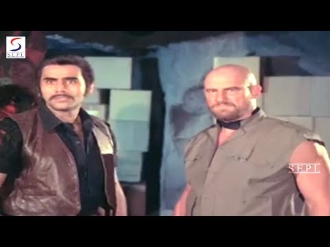 Rajan Sippy Try To Collect Information About Bob christo | Scene | Aakhri Muqabla