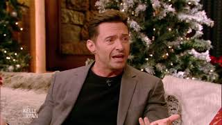 Hugh Jackman's Worst Christmas Gifts