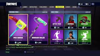 FORTNITE BROUGHT BACK A RARE SKIN